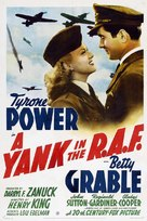 A Yank in the R.A.F. - Movie Poster (xs thumbnail)