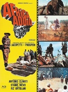 Africa addio - German Blu-Ray movie cover (xs thumbnail)