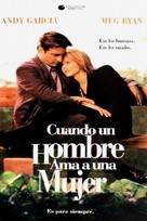 When a Man Loves a Woman - Spanish poster (xs thumbnail)