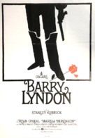 Barry Lyndon - Swedish Movie Poster (xs thumbnail)