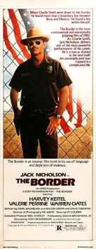 The Border - Movie Poster (xs thumbnail)