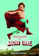 Nacho Libre - German poster (xs thumbnail)