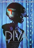 Diva - British Movie Poster (xs thumbnail)