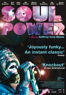 Soul Power - Dutch Movie Poster (xs thumbnail)