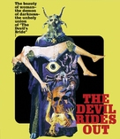 The Devil Rides Out - Blu-Ray movie cover (xs thumbnail)