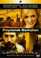Adrift in Manhattan - Polish Movie Cover (xs thumbnail)