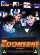 Zoomerne - Danish Movie Poster (xs thumbnail)