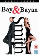 Mr. & Mrs. Smith - Turkish poster (xs thumbnail)
