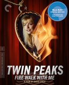 Twin Peaks: Fire Walk with Me - Blu-Ray movie cover (xs thumbnail)