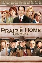 A Prairie Home Companion - DVD movie cover (xs thumbnail)