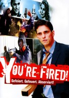 Employee Of The Month - German Movie Poster (xs thumbnail)