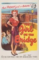 The Girl on the Bridge - Movie Poster (xs thumbnail)