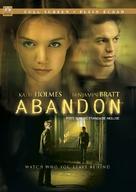Abandon - Canadian DVD cover (xs thumbnail)
