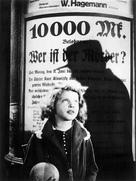 M - German Movie Poster (xs thumbnail)