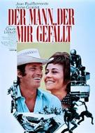 Un homme qui me plaît - German Movie Poster (xs thumbnail)