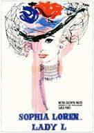 Lady L - Italian Movie Poster (xs thumbnail)