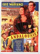 Andalousie - French Movie Poster (xs thumbnail)