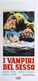 Des femmes disparaissent - Italian Movie Poster (xs thumbnail)