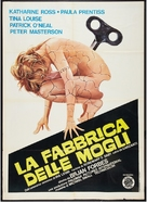 The Stepford Wives - Italian Movie Poster (xs thumbnail)