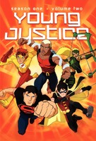 """""""Young Justice"""" - DVD cover (xs thumbnail)"""