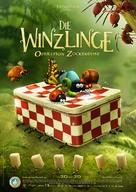 Minuscule - La vallée des fourmis perdues - German Movie Poster (xs thumbnail)