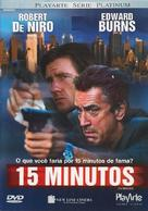 15 Minutes - Brazilian Movie Cover (xs thumbnail)