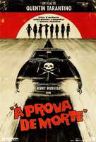 Grindhouse - Portuguese DVD cover (xs thumbnail)