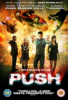 Push - British DVD movie cover (xs thumbnail)