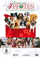 The 12 Dogs of Christmas - German Movie Cover (xs thumbnail)
