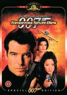 Tomorrow Never Dies - Danish DVD cover (xs thumbnail)