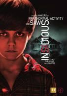 Insidious - Norwegian DVD movie cover (xs thumbnail)