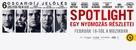 Spotlight - Hungarian Movie Cover (xs thumbnail)