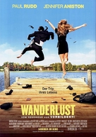 Wanderlust - German Movie Poster (xs thumbnail)