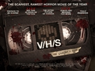 V/H/S - British Movie Poster (xs thumbnail)