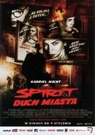 The Spirit - Polish Movie Poster (xs thumbnail)