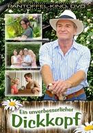 Ein unverbesserlicher Dickkopf - German Movie Cover (xs thumbnail)