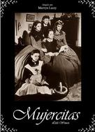 Little Women - Spanish Movie Cover (xs thumbnail)