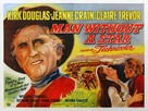 Man Without a Star - British Movie Poster (xs thumbnail)