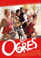 Les ogres - Swiss Movie Poster (xs thumbnail)