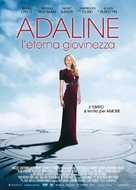The Age of Adaline - Italian Movie Poster (xs thumbnail)