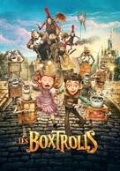 The Boxtrolls - French Movie Poster (xs thumbnail)