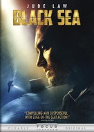 Black Sea - DVD cover (xs thumbnail)