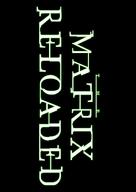 The Matrix Reloaded - Logo (xs thumbnail)