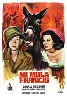 Francis - Spanish Movie Poster (xs thumbnail)