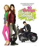 """""""10 Things I Hate About You"""" - Movie Poster (xs thumbnail)"""