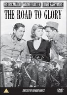 The Road to Glory - British DVD cover (xs thumbnail)