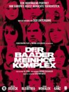 Der Baader Meinhof Komplex - Dutch Movie Cover (xs thumbnail)