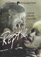 The Reptile - DVD cover (xs thumbnail)
