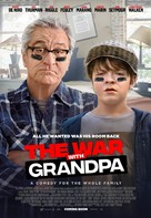 The War with Grandpa - Canadian Movie Poster (xs thumbnail)