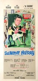Summer Holiday - Italian Movie Poster (xs thumbnail)